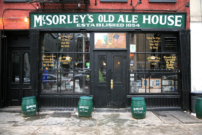 Location: 15 East 7th StreetWhy Is It Great?: Tons of history and 4 beers for $10. It just doesn't get better.