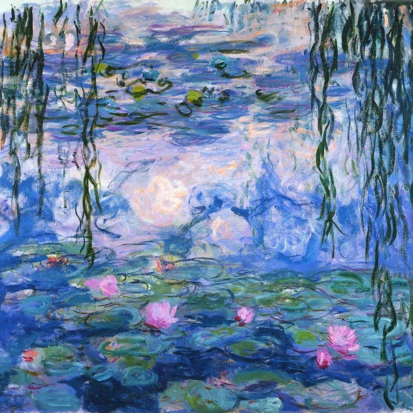 Water Lilies, 1916-19 02