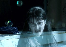 picture regarding Moaning Myrtle Printable titled The Toughest Match Of \