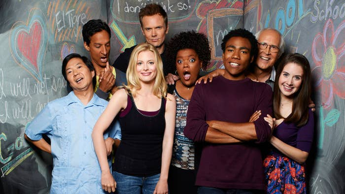 With legions of fans taking to social media to push for their fabled #SixSeasonsAndAMovie, Community is closer than ever to reaching that promised land. The sixth season of Community is set to debut March 17, 2015 with back-to-back episodes airing exclusively on Yahoo's new on-demand streaming platform, Yahoo! Screen.