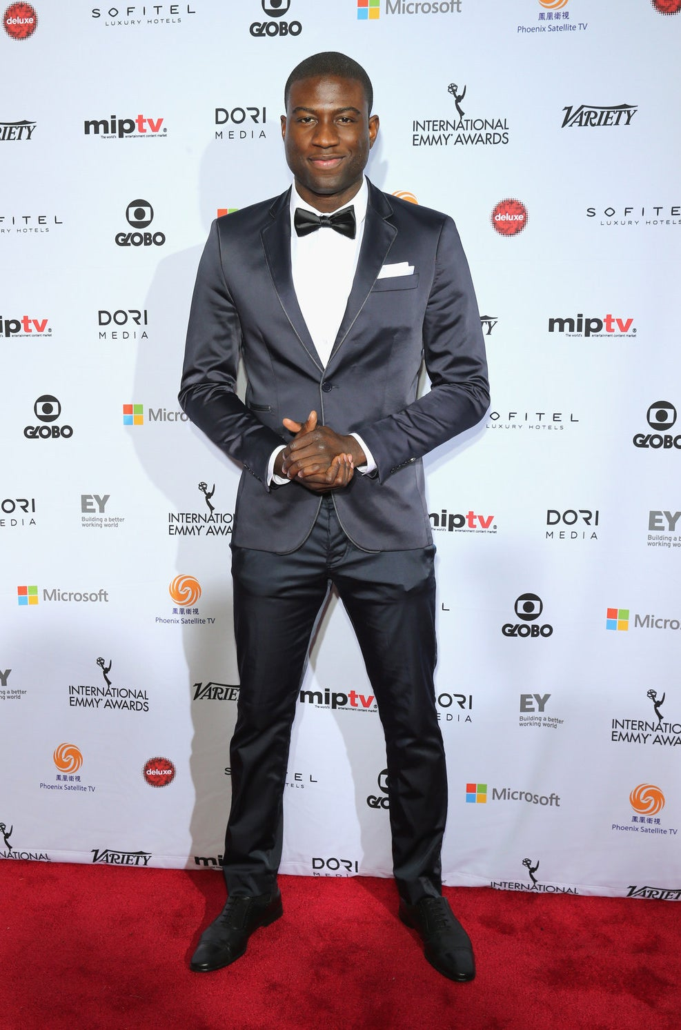 Sinqua Walls from Power and Teen Wolf