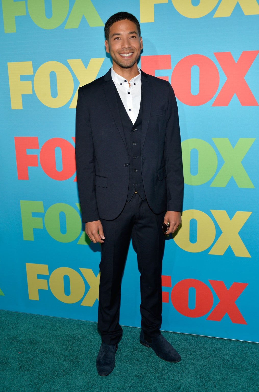 Jussie Smollett from Fox's new drama Empire