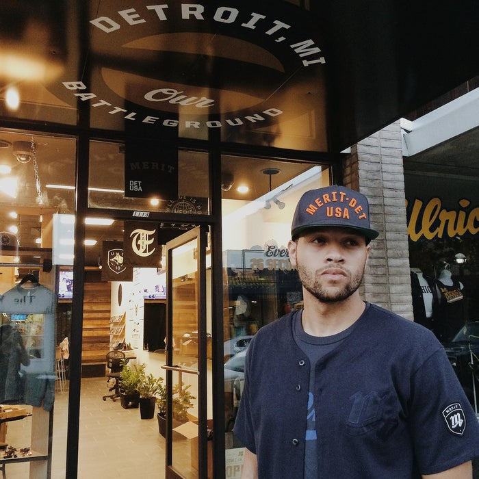 University of Michigan alum David Merritt and his partner Kuhu Saha opened a clothing store in Ann Arbor, MI after graduation. Merritt and Saha were concerned with the prevalence of high school dropouts (one every 26 seconds) and decided to do something about it. Their clothing store, Merit, is dedicated to helping disadvantaged youth by donating 20% of revenue to help fund college scholarships for students in Detroit.
