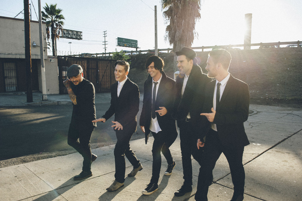 CONTEST: Win A Night In NYC With Sleeping With Sirens