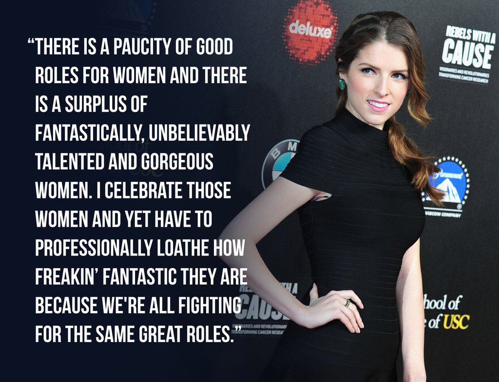 All Of Anna Kendrick's Hard Work Is Paying Off