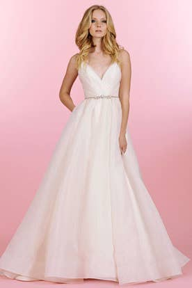 fe7075332b3 21 Perfect Wedding Dresses With Pockets