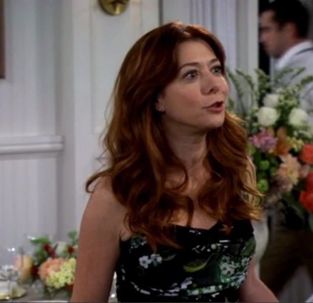 Related Keywords & Suggestions for lily aldrin