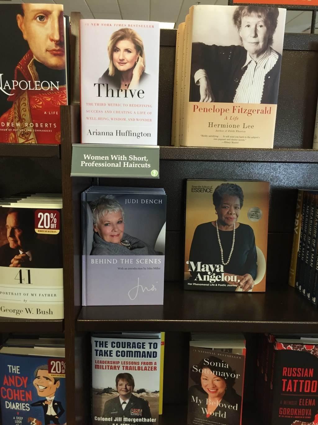 This Guy Trolling His Local Bookstore Is The Funniest Thing You'll See Today