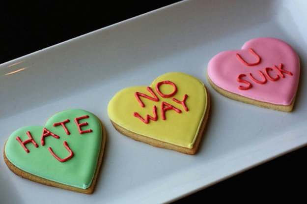 24 Ideas For Throwing The Perfect Anti Valentine S Day Party