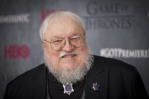 "George R.R. Martin Thinks We're Going To Hate The New Season Of ""Game Of Thrones"""