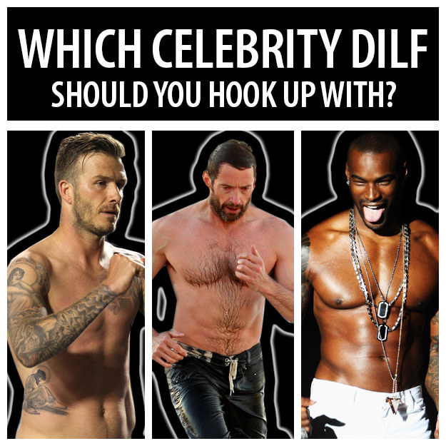 Celebrity Up Hook With What I Quiz Should