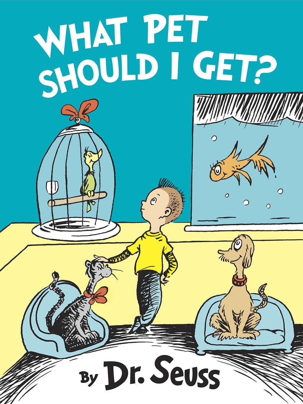 Newly Discovered Dr. Seuss Book To Hit The Shelves In July