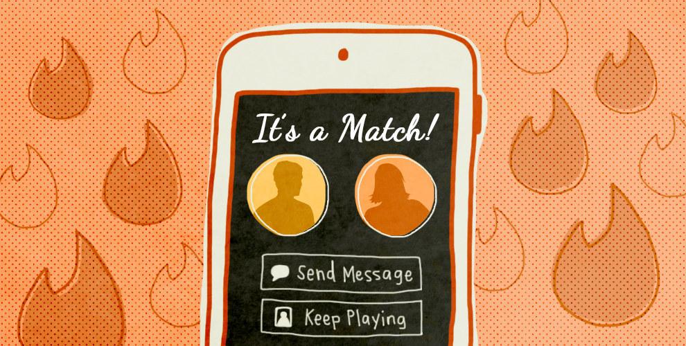 Aplikacja Tf - Dating Is Easy