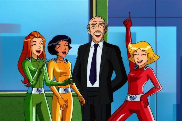 Which totally spies gadget should you use - Comment dessiner les totally spies ...