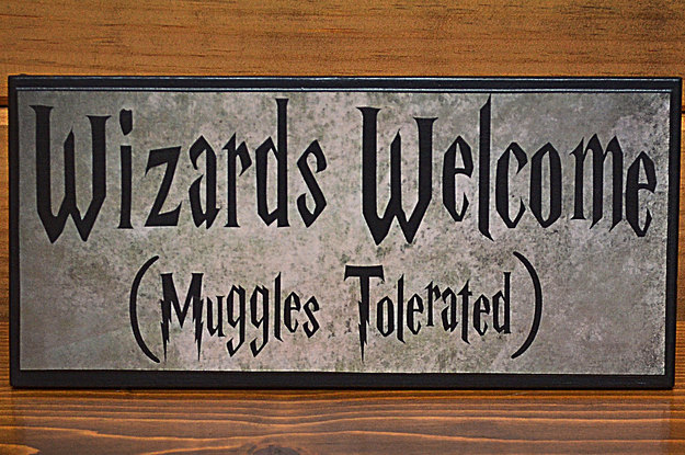 """19 Perfect Housewarming Gifts For The """"Harry Potter"""" Fan"""
