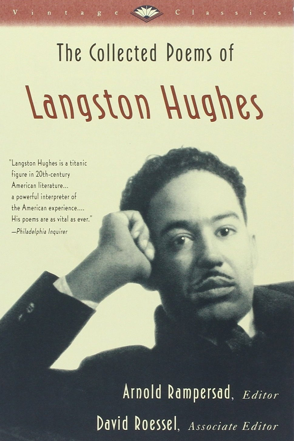 a description of black poetry made by langston hughes A reading guide to langston hughes langston hughes became the voice of black america to the structures and form of poetry some of hughes's major.