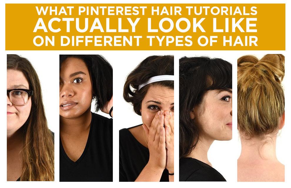 hairstyles tutorials pinterest images
