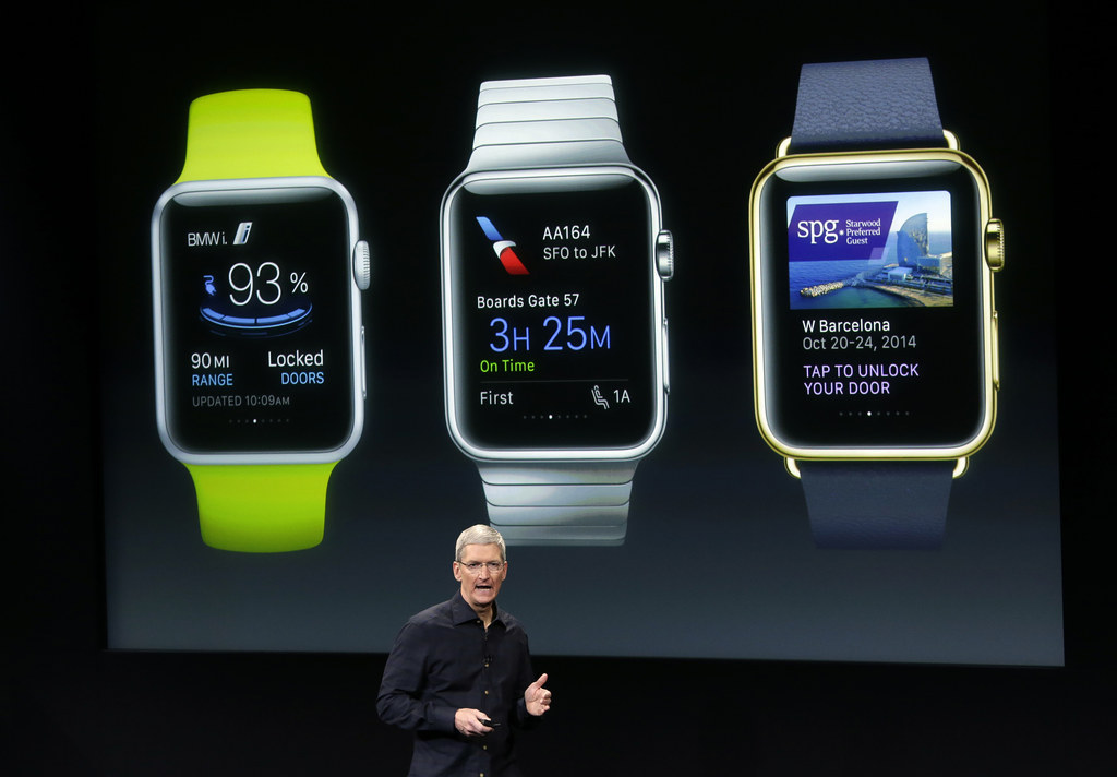 The Apple Watch Has Gotten Simpler, But That's OK
