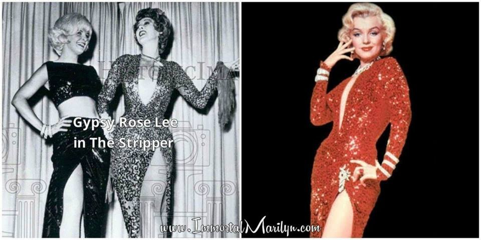 Gypsy Rose Lee  sc 1 st  BuzzFeed & Fashion Deja Vu--Marilyn Monroe Edition