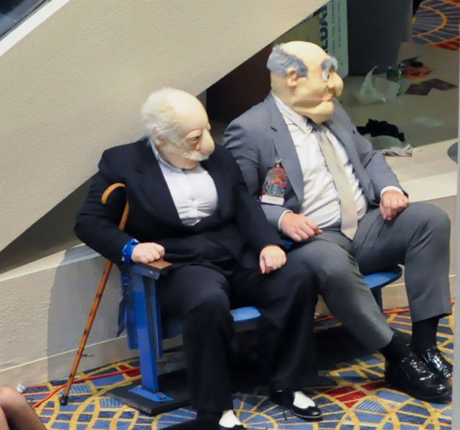 50 Best Statler And Waldorf Images On Pinterest: 24 Of The Best Cosplays Ever