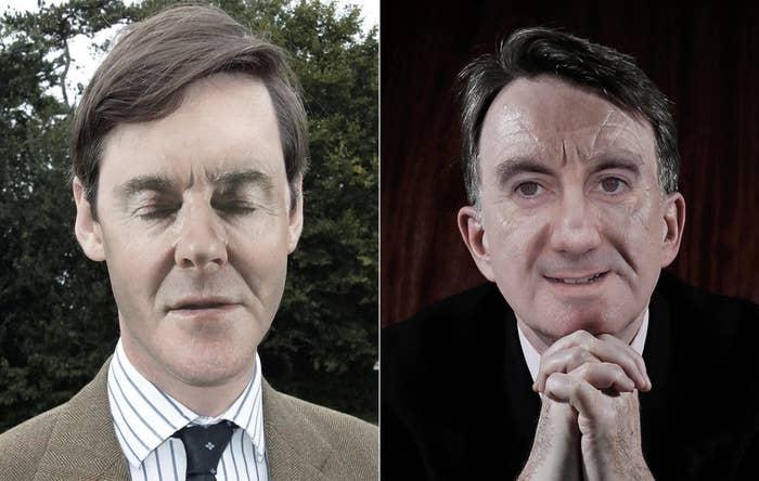 12 Disturbing Face Swaps Of British Politicians