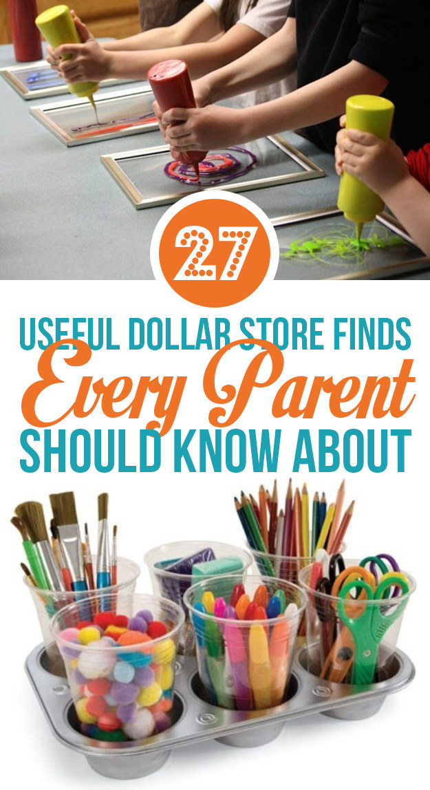 dollar store buzzfeed 26 useful dollar finds every parent should about 10224