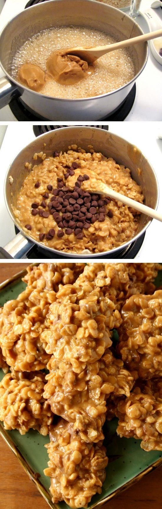 Easy cereal dessert recipes