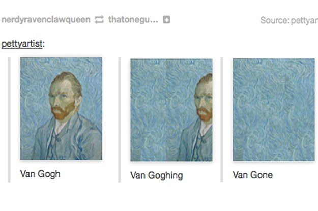 Funniest Meme Tumblr : Times tumblr used art history perfectly to make a point