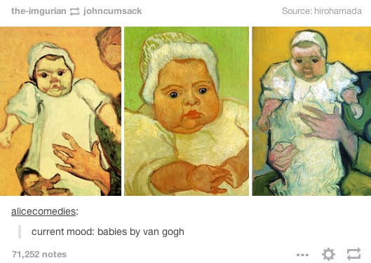 Times Tumblr Used Art History Perfectly To Make A Point - 19 art history reactions that will make you laugh every time