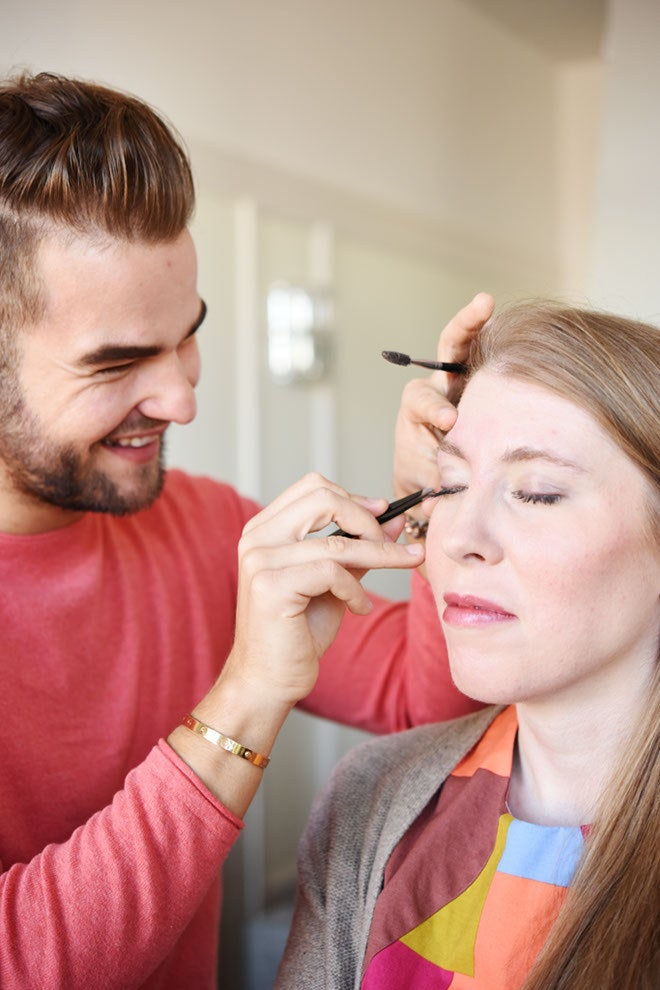 Healy's been transforming brows unique to each person for years. Here, he shares his best tips for making over your eyebrows depending on what state your eyebrows are in currently (over-tweezed, sparse, thick, unruly, asymmetrical, etc.).