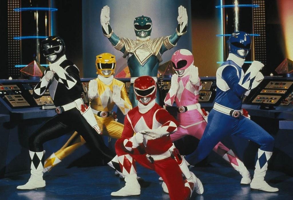 This Short Reimagines A New, Grittier Power Rangers