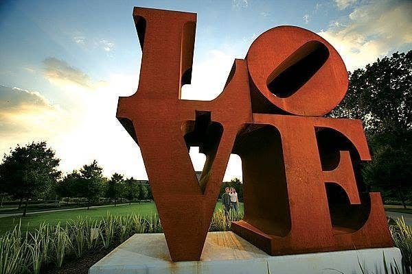 The most iconic piece of art in Indianapolis, Robert Indiana's LOVE statue is a must-see. It marks the entrance of the Indianapolis Museum of Art and is just a short walk from campus. Pack a picnic, grab some friends, and make sure to get a picture. That's just a starting point, though - there's 152 acres waiting to be explored! As a student, you get free admission into the museum, special exhibits, the Virginia B. Fairbanks Art and Nature Park: 100 Acres, and the Lilly House & Gardens - just bring your student ID. Enter to win: Use #ownindy to share your photo on Twitter or Instagram, or post it to the Own Indy Facebook wall.