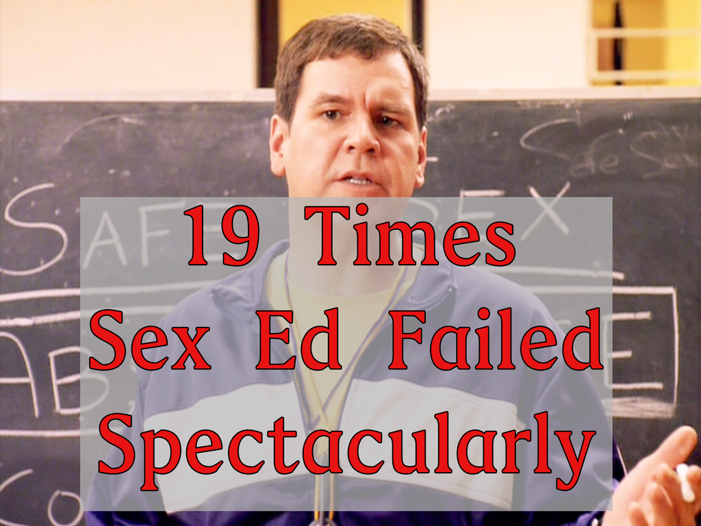 Sex Ed Fail