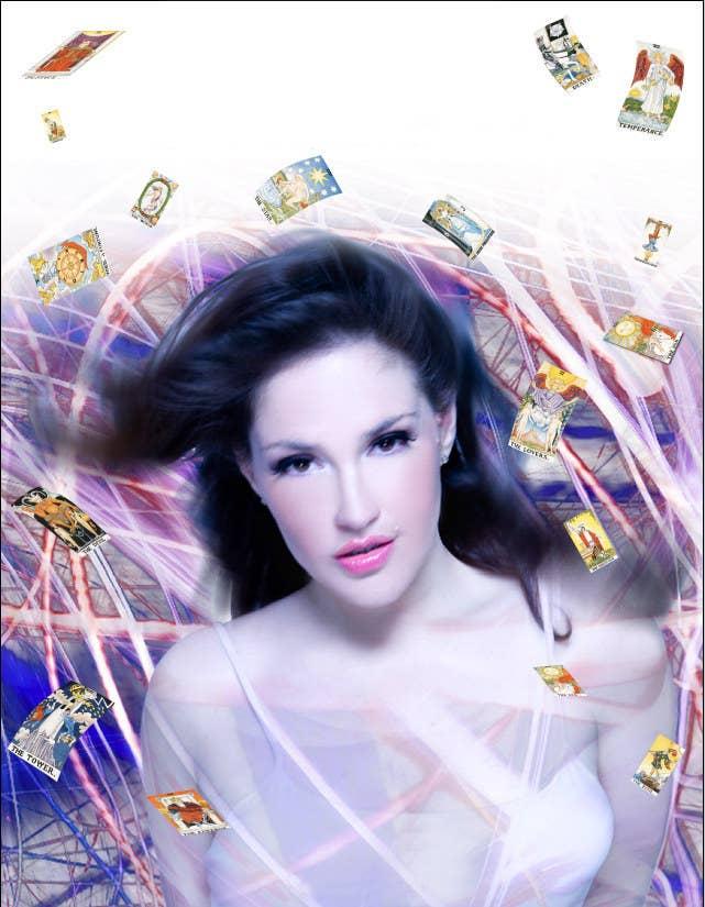 Sasha Graham, Author of Tarot Diva and 365 Tarot Spreads.