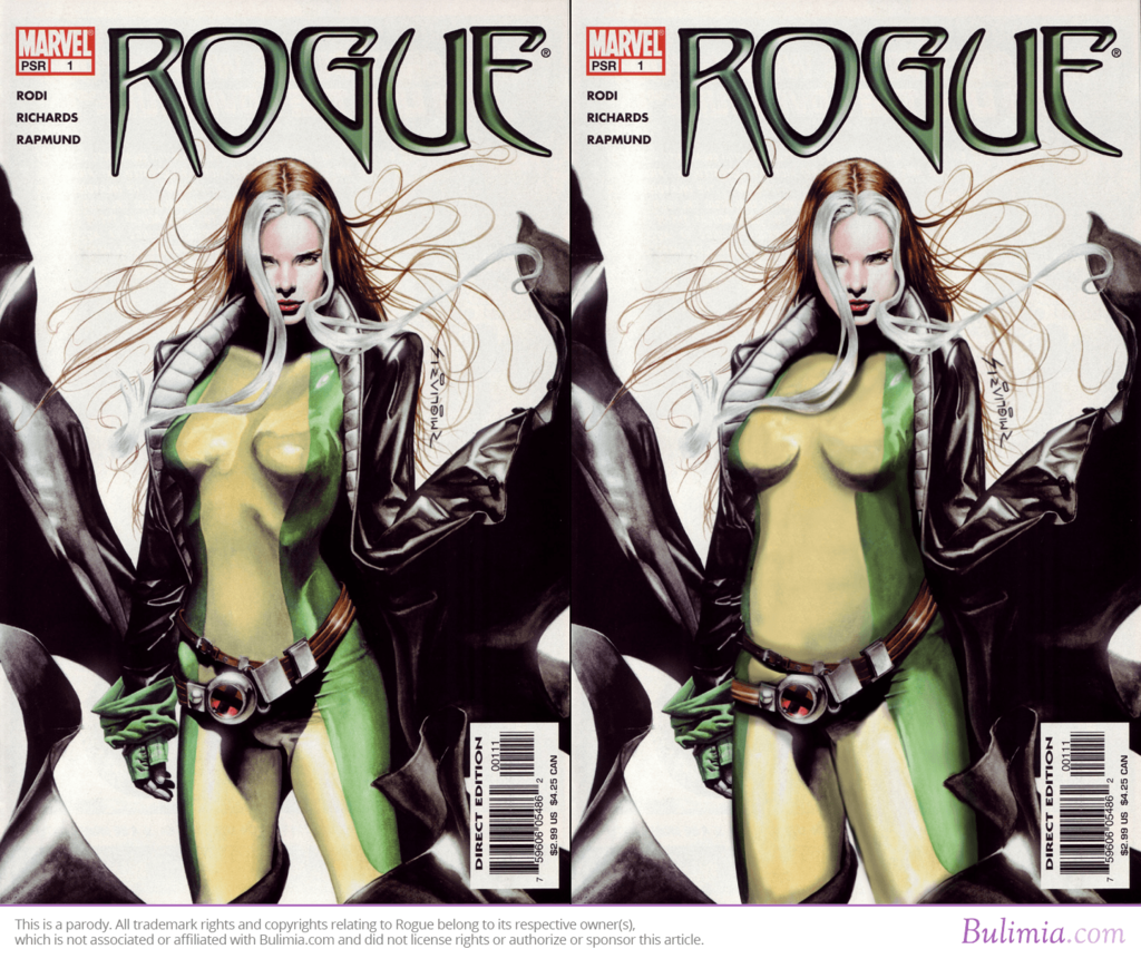 Comic Book Heroes With Average Body Types