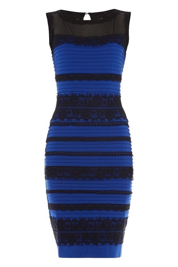 La fameuse robe bleu ou blanche