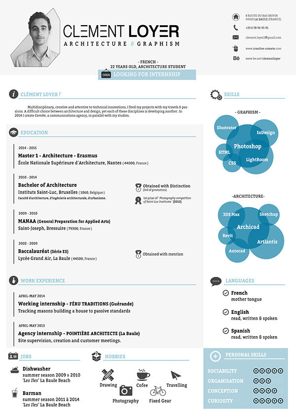 Opposenewapstandardsus  Remarkable  Free Rsum Designs Every Job Hunter Needs With Extraordinary View This Image  With Beauteous Summary Section Of Resume Also Technical Support Resume In Addition Landscape Resume And Psychology Resume As Well As Resume Outline Free Additionally Should Resume Be One Page From Buzzfeedcom With Opposenewapstandardsus  Extraordinary  Free Rsum Designs Every Job Hunter Needs With Beauteous View This Image  And Remarkable Summary Section Of Resume Also Technical Support Resume In Addition Landscape Resume From Buzzfeedcom
