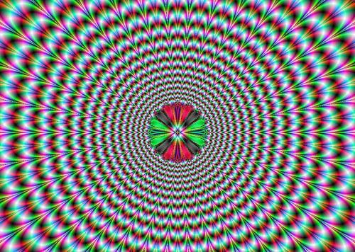 Esta imagen no es un gif, es una foto estática.