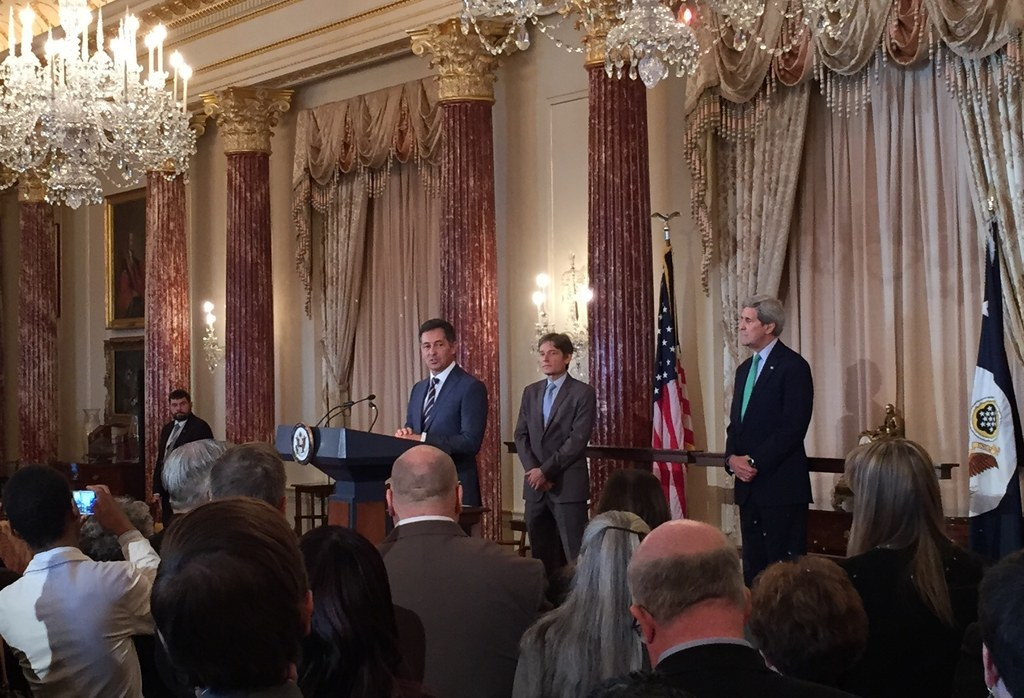 First Ever LGBT Special Envoy Comes To Washington