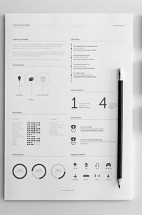 free résumé designs every job hunter needs   this is a great option for someone who doesn    t have a ton of work experience