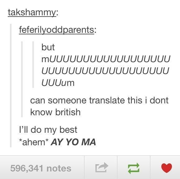 When They Discovered Translating Between American And British English Can Be Extremely Tricky