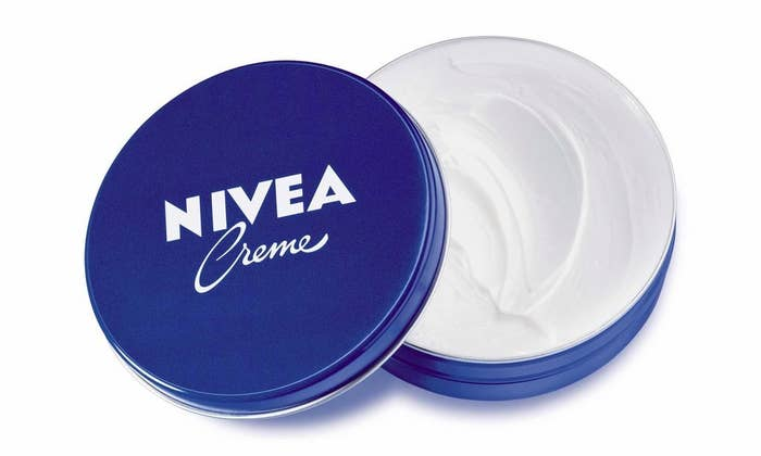 """""""Nivea soft creme is just epic as an all body moisturiser. Nivea Light Moisturising Day and Regenerating Night Moisturisers... Nivea Essential Care Lip Balm is your lips' best friend.""""Recommended by Erin Teare on Facebook"""