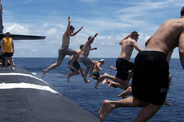 12 Things You Didn't Know About Life On A Submarine