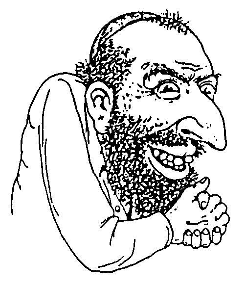 Image result for scheming jew