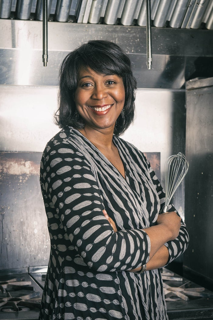 Detroit native Devita Davison was pursuing a career in the culinary arts in NYC up until very recently. Almost by divine inspiration, Davison found herself back in the Motor City. Applying skills she gained from opening her own specialty food store in Brooklyn, Davison is now spearheading efforts of DKC, a collective of chefs and other food entrepreneurs bent on helping new restaurants get their start within the community.