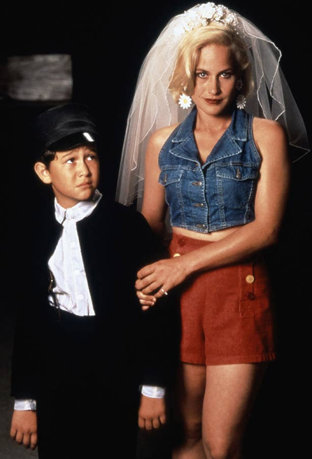 JGL starred alongside Patricia Arquette in this comedic film.