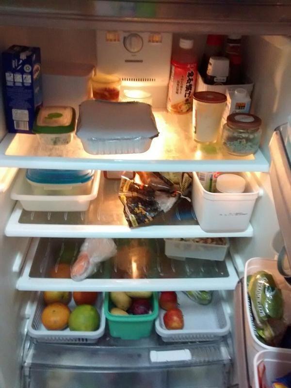 Aos 25: você começa a valorizar uma geladeira cheia.