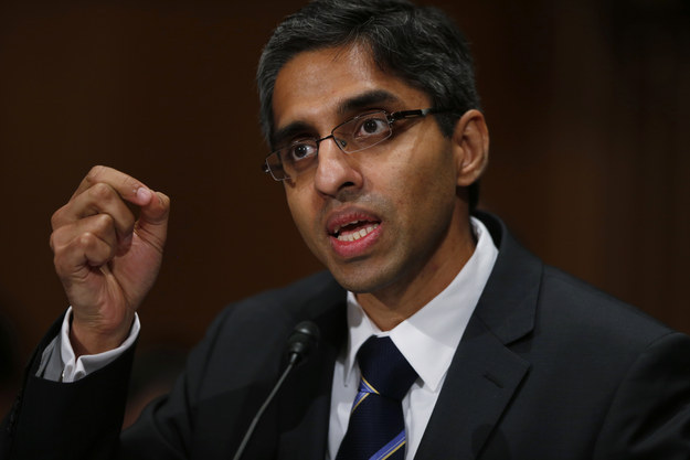 U.S. Surgeon General Vivek Murthy told CBS medical marijuana may be helpful in treating certain medical conditions.