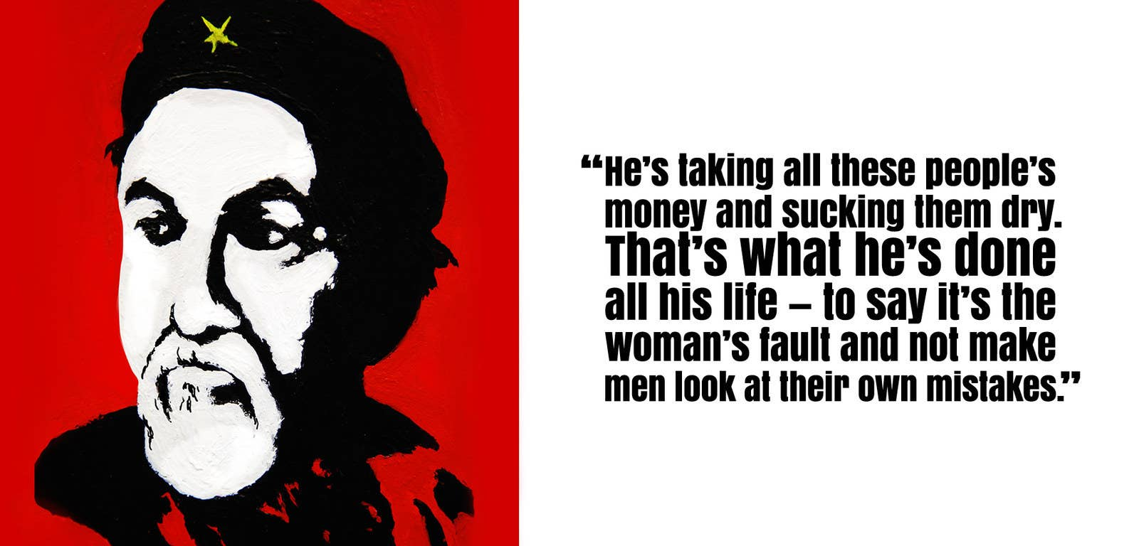 6fa29b49f0 How Men s Rights Leader Paul Elam Turned Being A Deadbeat Dad Into A ...