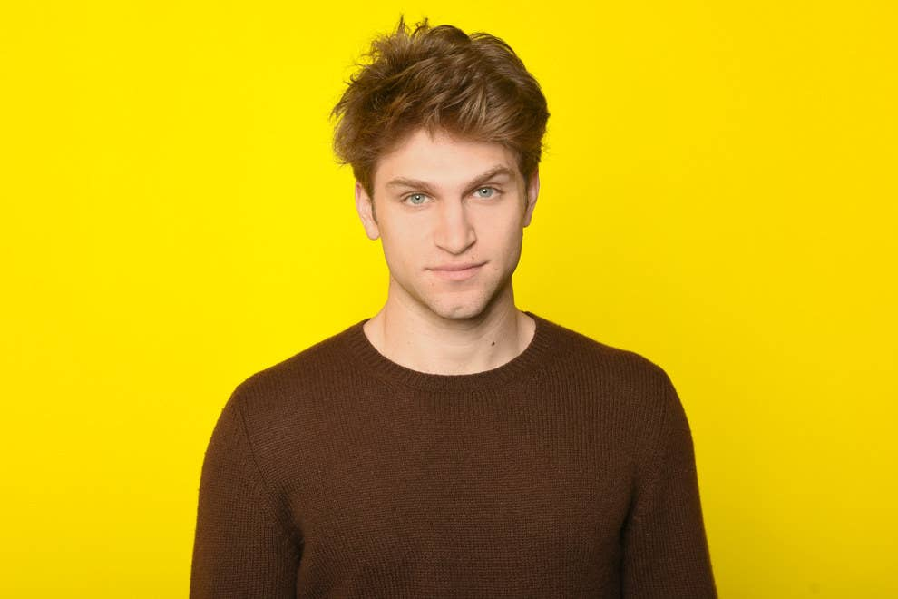 Keegan allen shares the secrets behind his photos from the pretty share on facebook share m4hsunfo